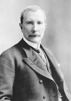 King Rockefeller