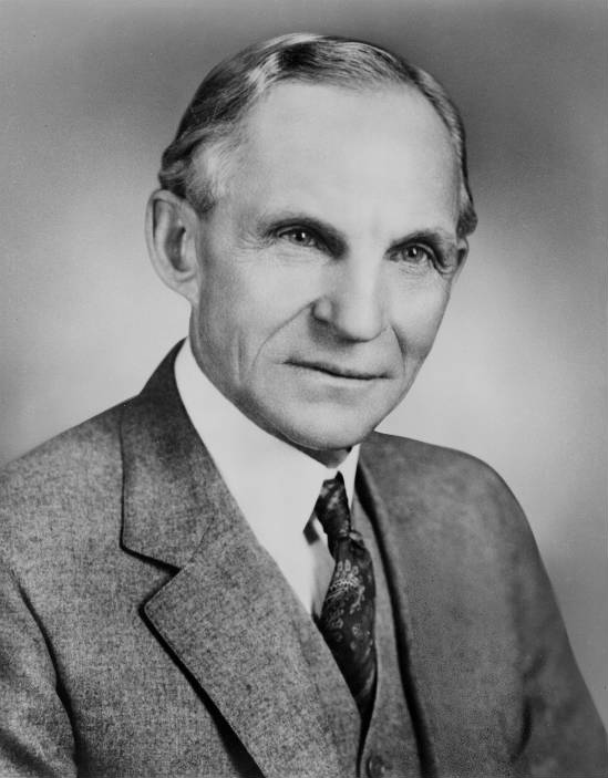 The Amazing Legacy Of Henry Ford - People & Power