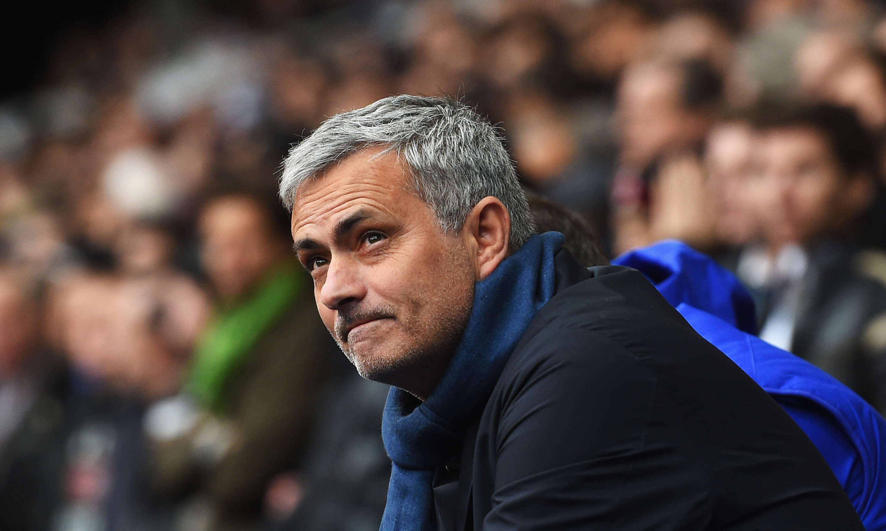 Jose Mourinho (Photo Credit: Getty Images)