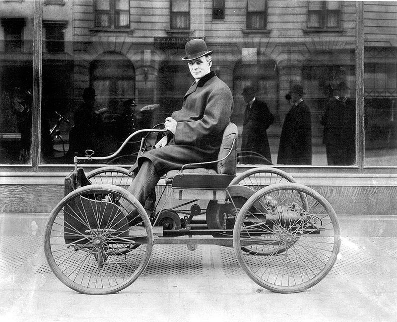Quadricycle