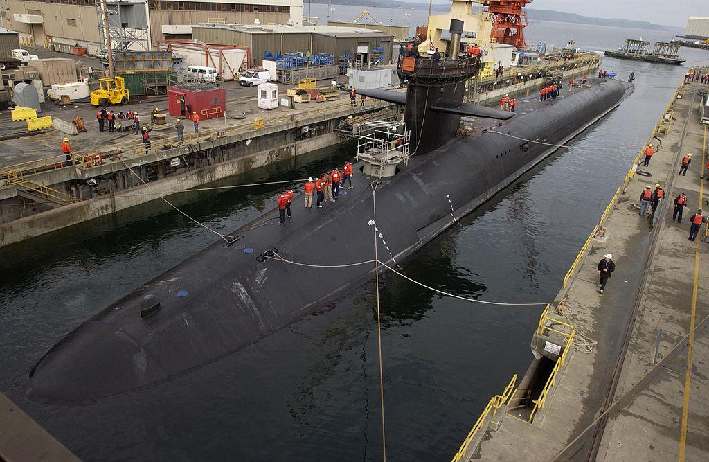 USS Michigan (Photo Credit: US Navy/Brian Nokell)