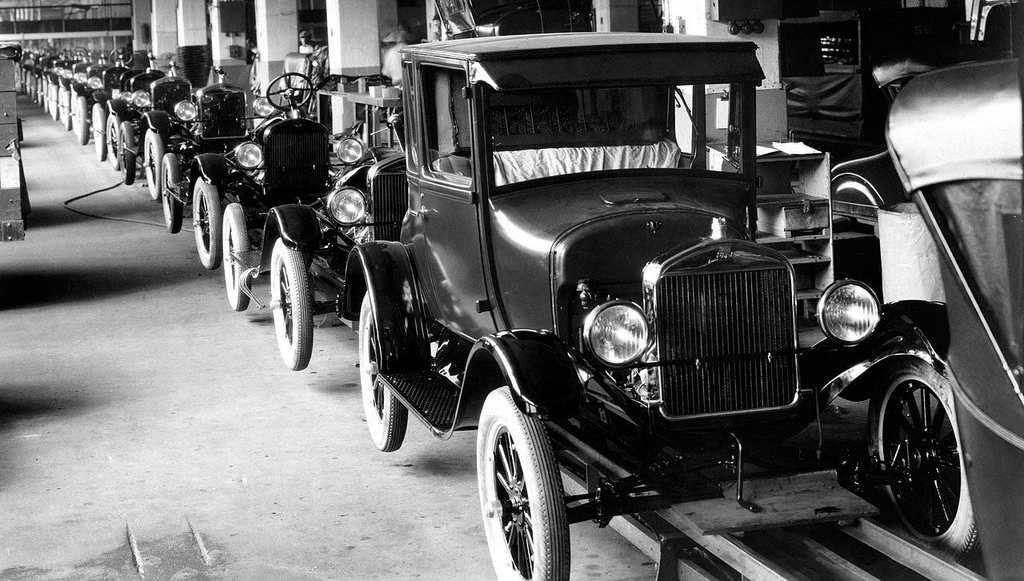 ford assembly line