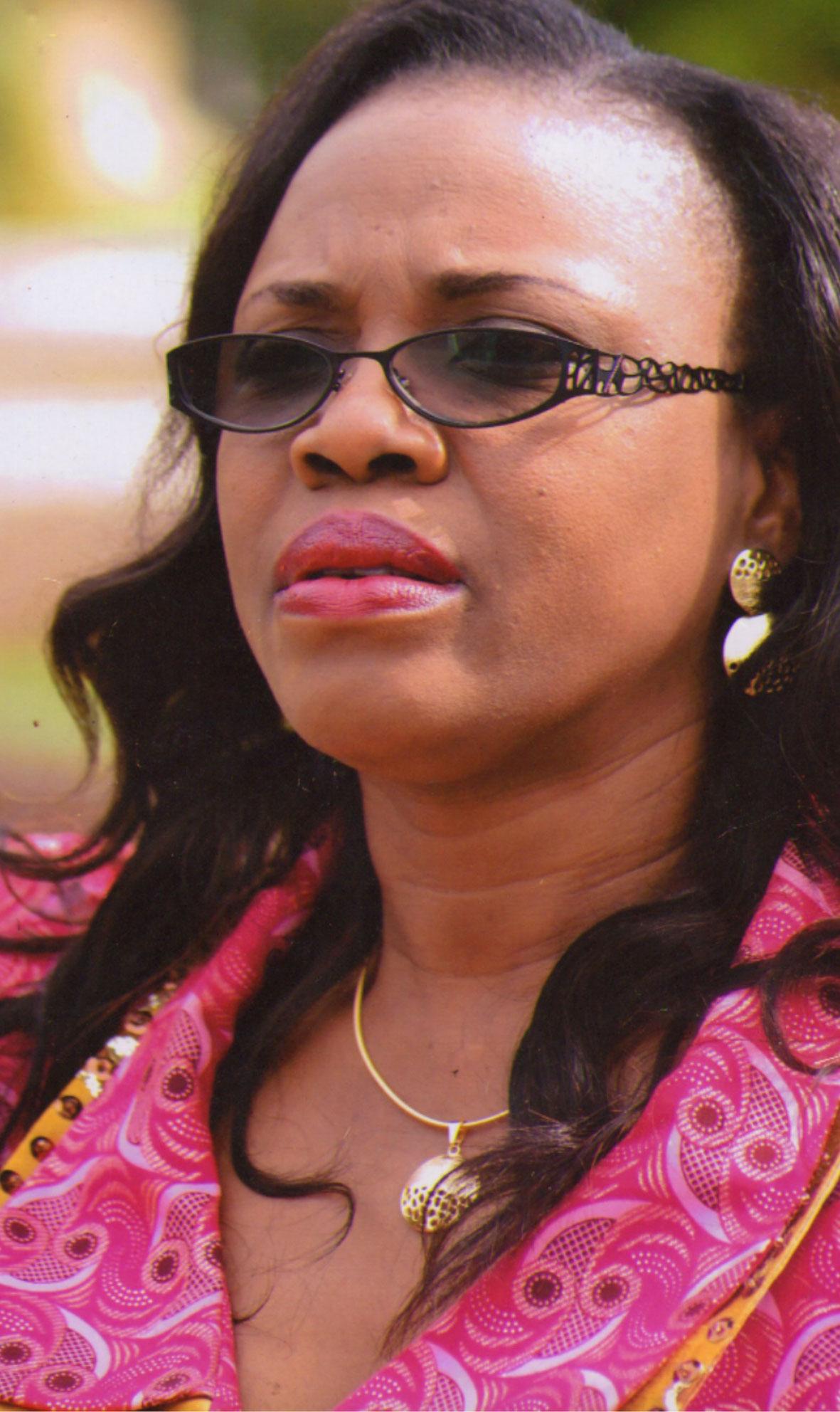 Dr. (Mrs) Veronica Akuete