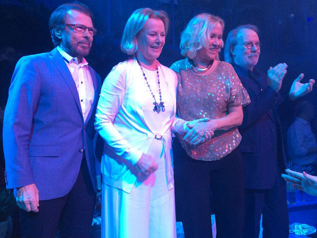 How ABBA looks now (Photo: DailyMail)