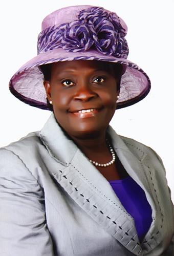 Mrs Victoria Okebu