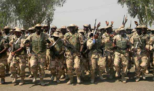 Nigerian-army