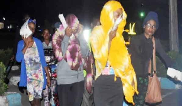 Nigerian-girls-evacuated-from-Mali