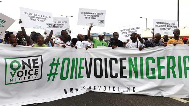 nigerians-march