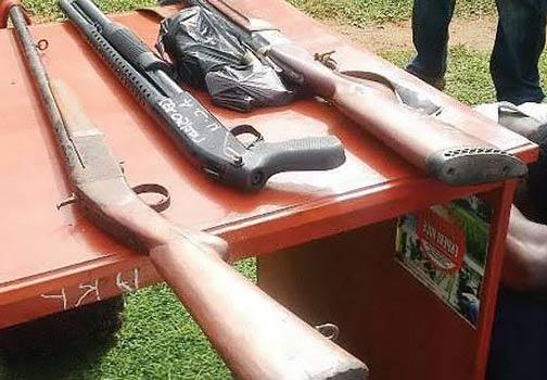 guns-found-in-Ambrose-Alli-uni