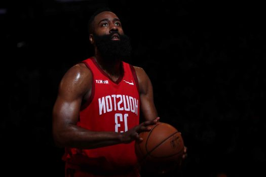 54605e8e2d42 James Harden on Tuesday night became the first player in NBA history to  score 30+ points against all 29 opponents in a single season after he led  the ...